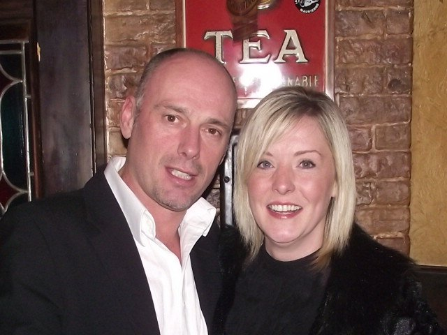 Michelle and Paul Jenkins